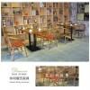 供应各种咖啡厅桌椅爱尚新苏州甜品店桌椅定制品牌