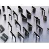 桥精激光刀模供应厂家直销的PVC胶盒激光刀模——光明PVC胶