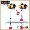 日本ENDO气动葫芦-AH250R远藤气动葫芦-钢索气动吊车