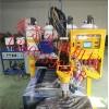 实诚机械PU聚氨酯发泡设备主要构件说明
