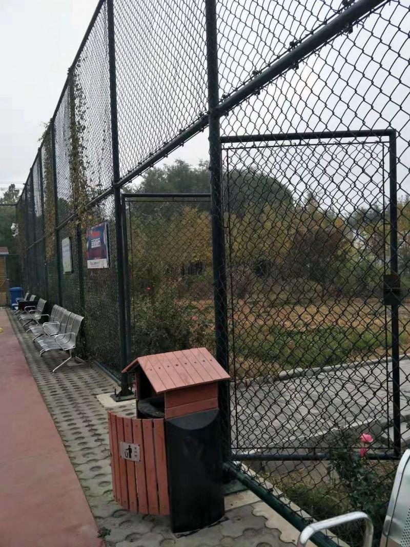 球场勾花围栏