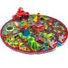 批发定制幼儿游乐园大型室内益智EPP积木王国城堡乐园拼装玩具