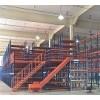 阁楼货架厂家二层钢平台