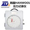 圆盘保压仪电池供电双笔记录仪时间可调