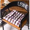 格子系列座椅垫日韩风格坐垫