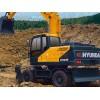 厂家直供现代R210WVS挖掘机生产厂家_常州好用的现代R2