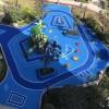 幼儿园学校epdm环保塑胶地面施工支持定制