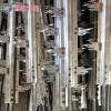 砖厂湿电除尘器芒刺线厂家耐酸碱腐蚀质保期