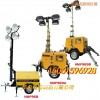 移动照明车柴油发电机5kw