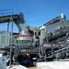 大型移动式干法制砂机制砂时产80T大概需要多少钱