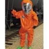 雷克兰A级气密型防化服ICP640有毒有害气体及液体防护