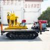 全自动龙门式钻塔液压钻机百米立式履带液压钻机