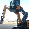 升高挖掘机驾驶室挖机驾驶室升降改装厂家