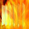 铯钾单片防火玻璃定制